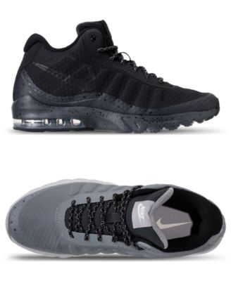 buy online ff8ea 7e6c0 Mens Air Max Invigor Mid Running Sneakers from Finish Line