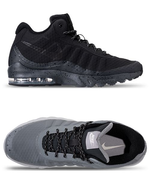 a6538671a562c Nike Men's Air Max Invigor Mid Running Sneakers from Finish Line ...
