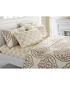 Chic Home Marquis 6-Pc Sheet Set Collection