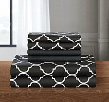 Chic Home Illusion 6-Pc King Sheet Set
