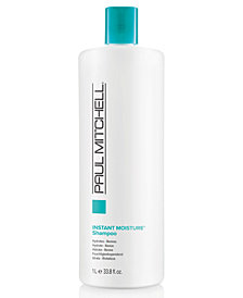 Paul Mitchell Instant Moisture Daily Shampoo, 33.8-oz., from PUREBEAUTY Salon & Spa