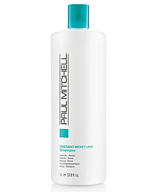 Paul Mitchell Instant Moisture Daily Shampoo, 33.8-oz., from PUREBEAUTY Salon & Spa