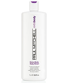 Paul Mitchell Extra-Body Daily Rinse, 33.8-oz., from PUREBEAUTY Salon & Spa
