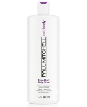 Paul Mitchell Extra-Body Daily Rinse, 33.8-oz, from Purebeauty Salon & Spa