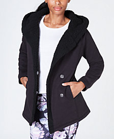 Ideology Fleece-Lined Jacket, Created for Macy's