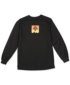 LRG Men's Tree Box Logo Graphic T-Shirt