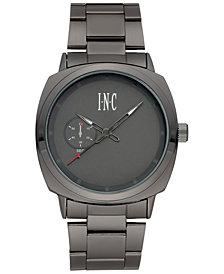 I.N.C. Men's Bracelet Watch 44mm, Created For Macy's