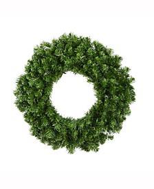 Vickerman 30 inch Douglas Fir Artificial Christmas Wreath Unlit