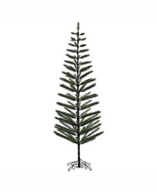 "9' X 34"" Green Feather Artificial Christmas Tree"