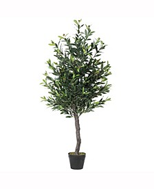 """50"""" Artificial Olive Tree"""