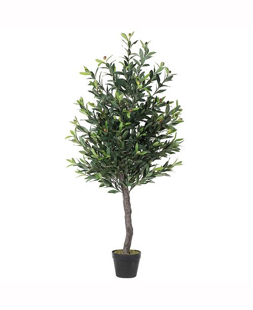 "Vickerman 50"" Artificial Olive Tree"