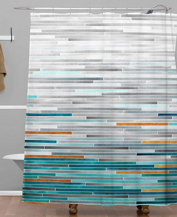 Deny Designs Iveta Abolina August Shower Curtain