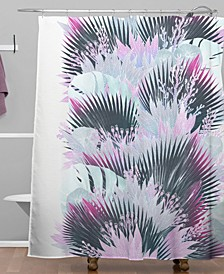 Iveta Abolina Tropical Reef Shower Curtain