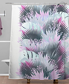 Deny Designs Iveta Abolina Tropical Reef Shower Curtain