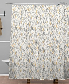 Iveta Abolina Summer Midday Shower Curtain
