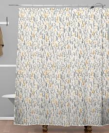 Deny Designs Iveta Abolina Summer Midday Shower Curtain