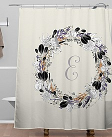 Iveta Abolina Silver Dove E Shower Curtain