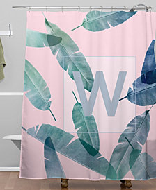 Deny Designs Iveta Abolina Peaches N Cream W Shower Curtain