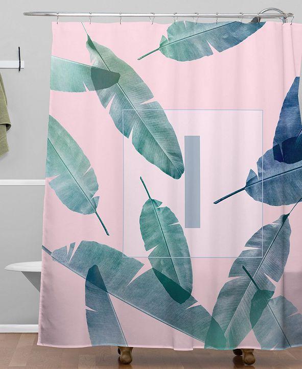 Deny Designs Iveta Abolina Peaches N Cream I Shower Curtain