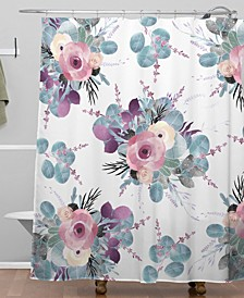 Iveta Abolina Summertime Breeze Shower Curtain