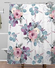 Deny Designs Iveta Abolina Summertime Breeze Shower Curtain