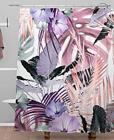 Deny Designs Iveta Abolina Tropical Punch Shower Curtain