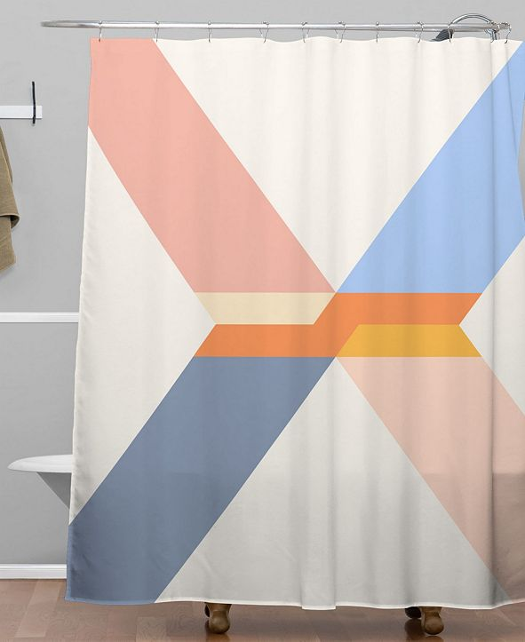 Deny Designs Iveta Abolina Bella Anne Shower Curtain