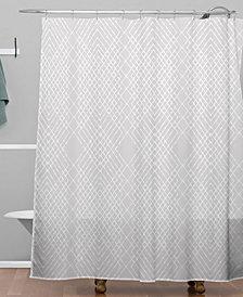 Deny Designs Iveta Abolina Georgia Peach I Shower Curtain