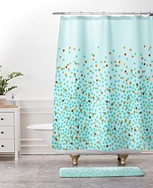 Deny Designs Iveta Abolina Beach Day Pink Bath Mat