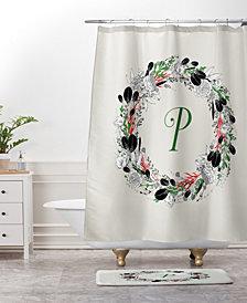 Deny Designs Iveta Abolina Silver Dove Christmas S Bath Mat
