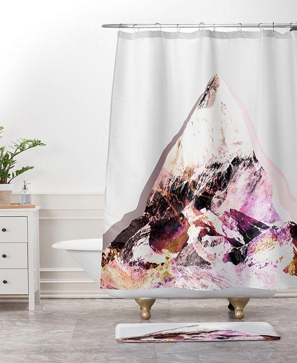 Deny Designs Iveta Abolina Pastel Mountains II Bath Mat