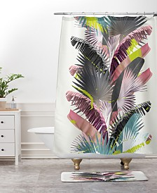 Deny Designs Iveta Abolina Lets Live in a Beach Shed Bath Mat
