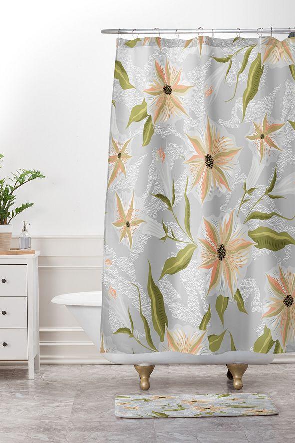 Deny Designs Iveta Abolina Lula Garden III Bath Mat