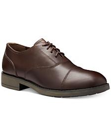 Eastland Men's Sierra Leather Cap-Toe Oxfords