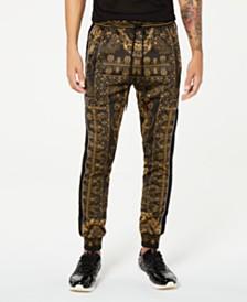 64d4e3eb25 Hudson NYC Men's Colorblocked Track Pants & Reviews - Pants - Men ...