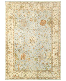 Tommy Bahama Home Palace 10304 Blue/Sand 10' x 14' Area Rug