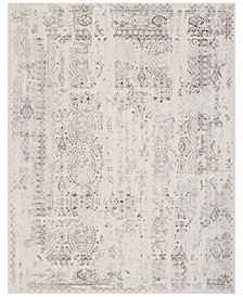 Home KI34 Silver Screen KI344 8' x 10' Area Rug