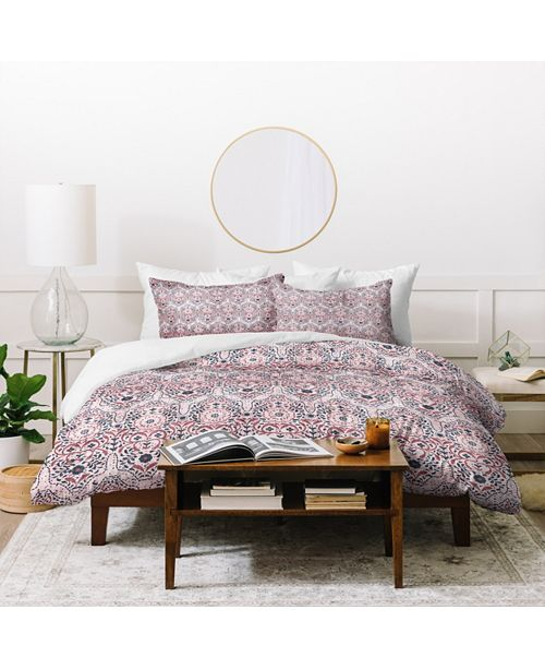 Deny Designs Holli Zollinger Fiona Twin Duvet Set