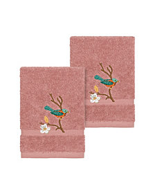 Springtime 2-Pc Washcloth