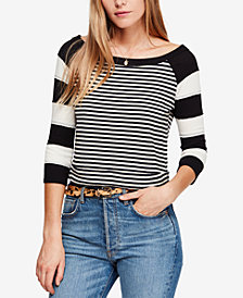 Free People Cotton First Mate Top