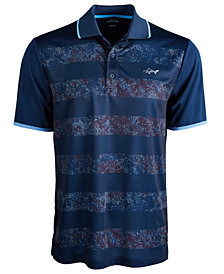 Attack Life by Greg Norman Men's Hadley Polo, Created for Macy's