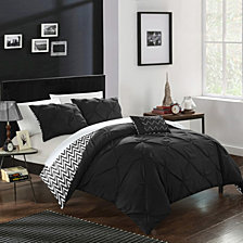Chic Home Jacky 4-Pc King Comforter Set