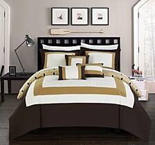 Jake 10-Pc Queen Comforter Set