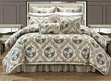 Romeo & Juliet 9-Pc King Comforter Set