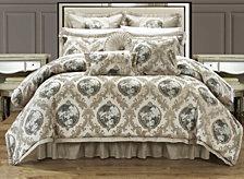 Chic Home Romeo & Juliet 9-Pc Queen Comforter Set