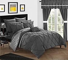 Jacksonville 20-Pc King Comforter Set