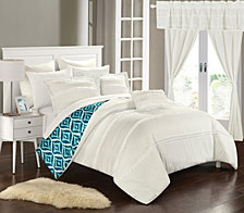 Chic Home Adina 20-Pc King Comforter Set