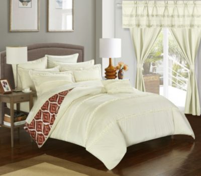Adina 20-Pc Queen Comforter Set