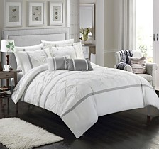 Chic Home Dorothy 10-Pc King Comforter Set