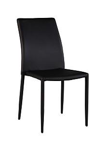 Bella Luna Fully Upholstered Stackable Side Chair (Set of 4)